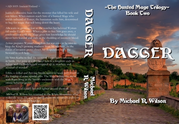 Dagger Createspace Cover